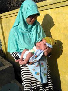 Pengalaman Minum Mama Asix Saat Si Kecil Harus Diterapi Sinar (Fisioterapi) di RS AL-Islam Bandung