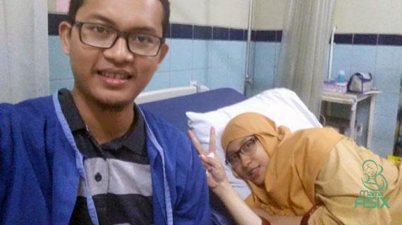 Pengalaman Saat Si Kecil Harus Diterapi Sinar (Fototerapi) di RS AL-Islam Bandung